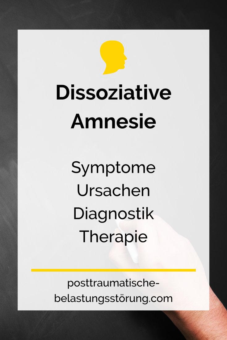 Dissoziative Amnesie (Symptome, Ursachen, Diagnostik, Therapie) - posttraumatische-belastungsstörung.com