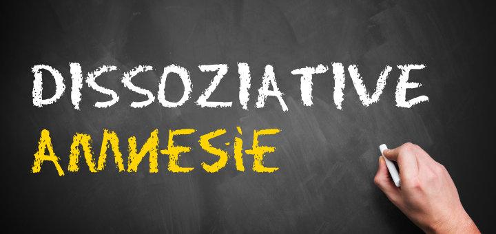 Dissoziative Amnesie