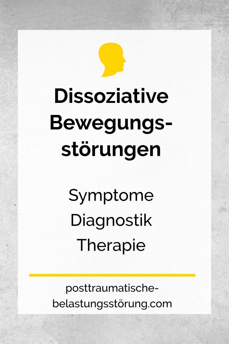 Dissoziative Bewegungsstörungen (Symptome, Diagnostik, Therapie) - posttraumatische-belastungsstörung.com