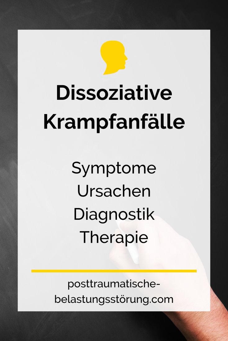 Dissoziative Krampfanfälle (Symptome, Ursachen, Diagnostik, Therapie) - posttraumatische-belastungsstörung.com