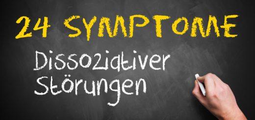 Dissoziative Störungen Symptome