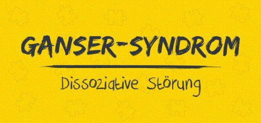 Ganser-Syndrom