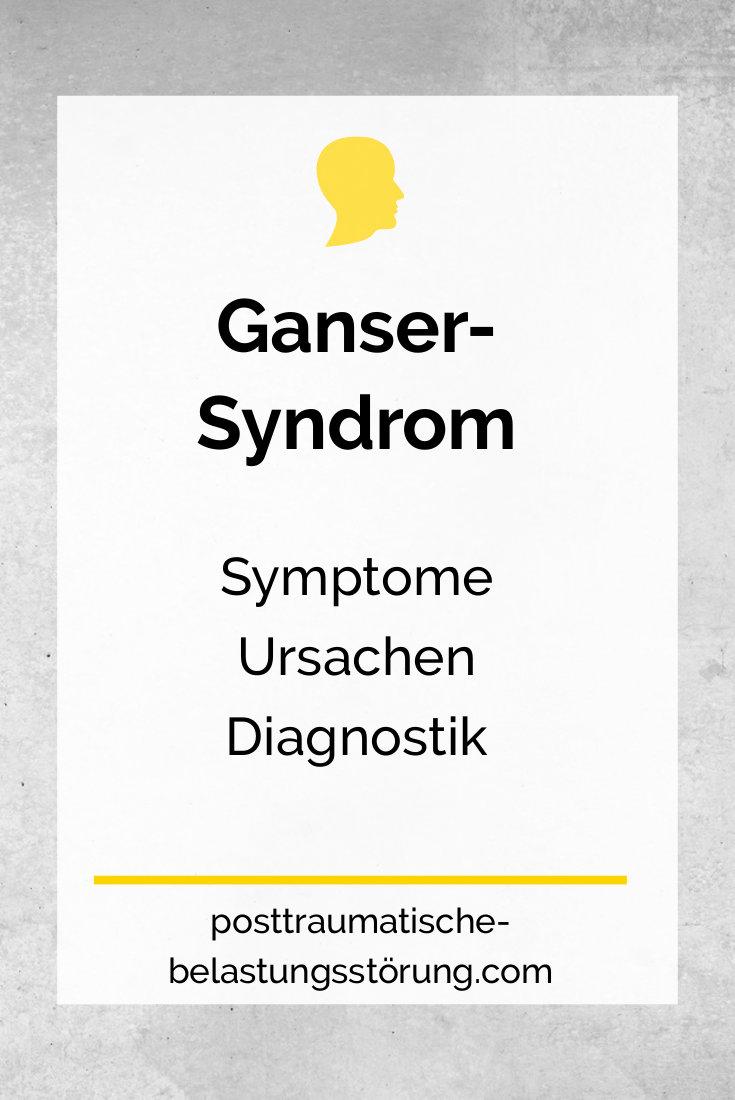 Ganser-Syndrom - posttraumatische-belastungsstörung.com