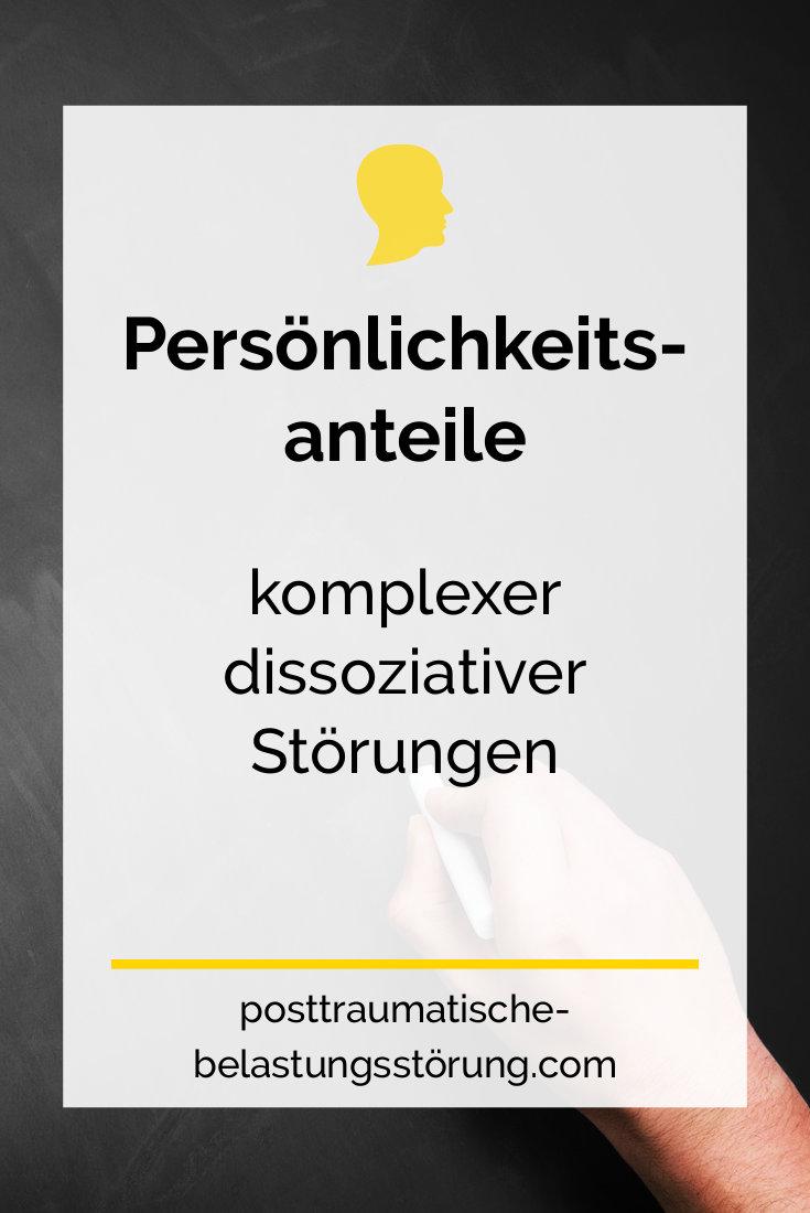 Persönlichkeitsanteile komplexer dissoziativer Störungen - posttraumatische-belastungsstörung.com