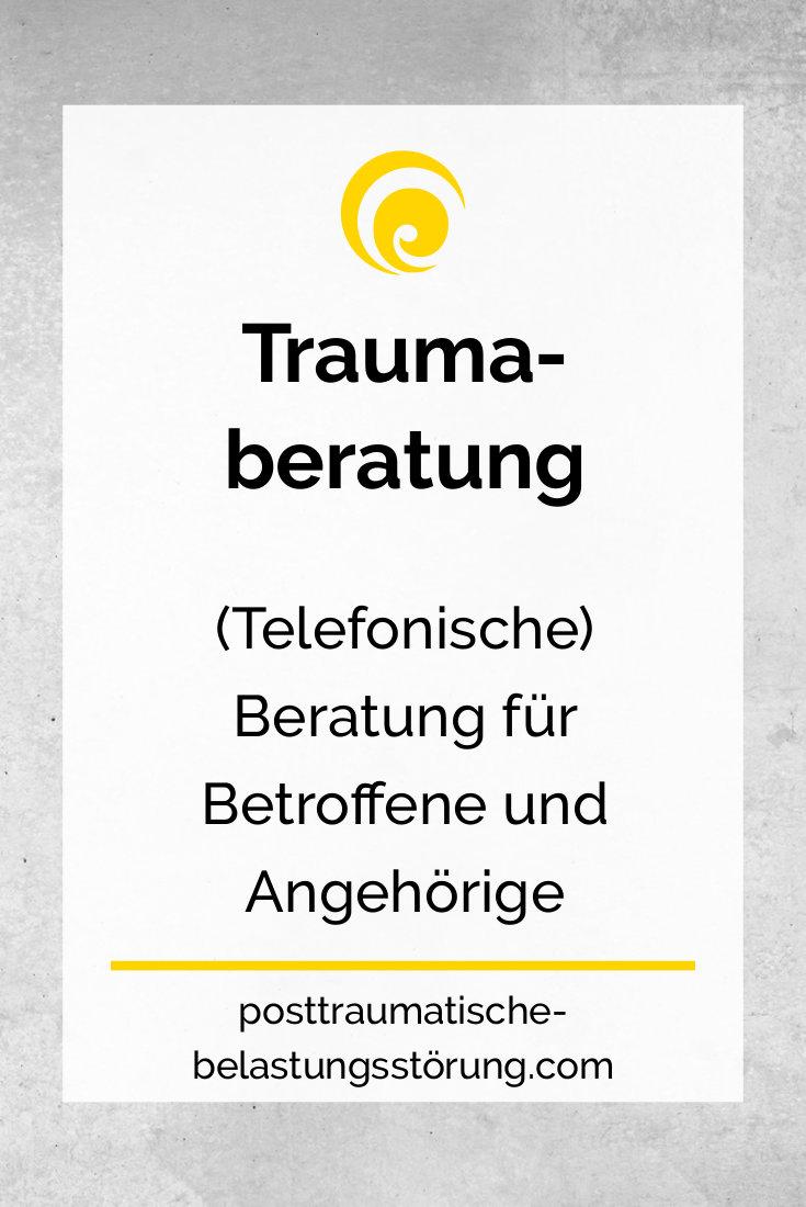 Traumaberatung (für Betroffene und Angehörige) - posttraumatische-belastungsstörung.com